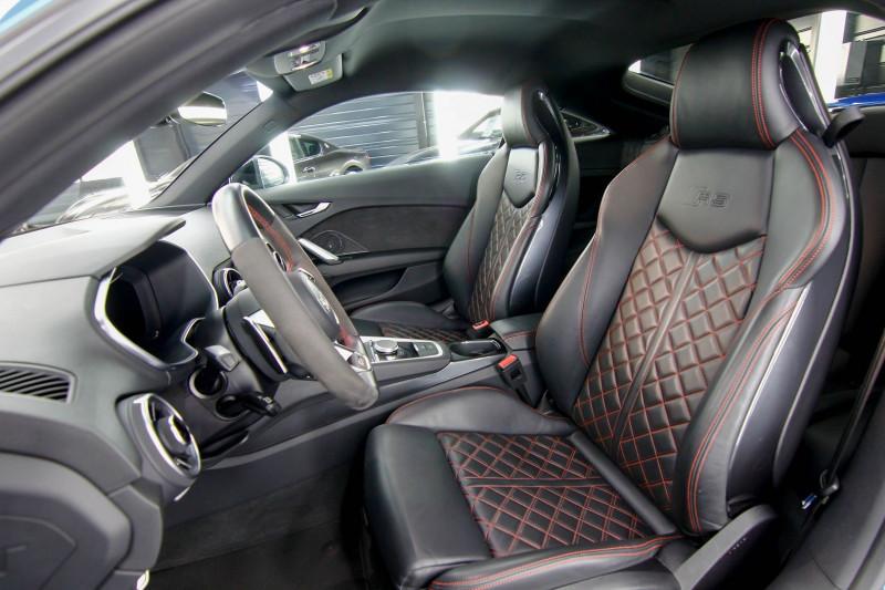 Photo 7 de l'offre de AUDI TT RS 2.5 TFSI 400CH QUATTRO S TRONIC 7 à 70990€ chez AC111 Automobiles