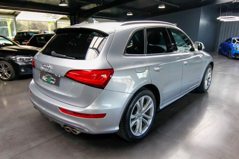 Photo 17 de l'offre de AUDI SQ5 3.0 V6 BITDI 326CH QUATTRO TIPTRONIC à 32990€ chez AC111 Automobiles