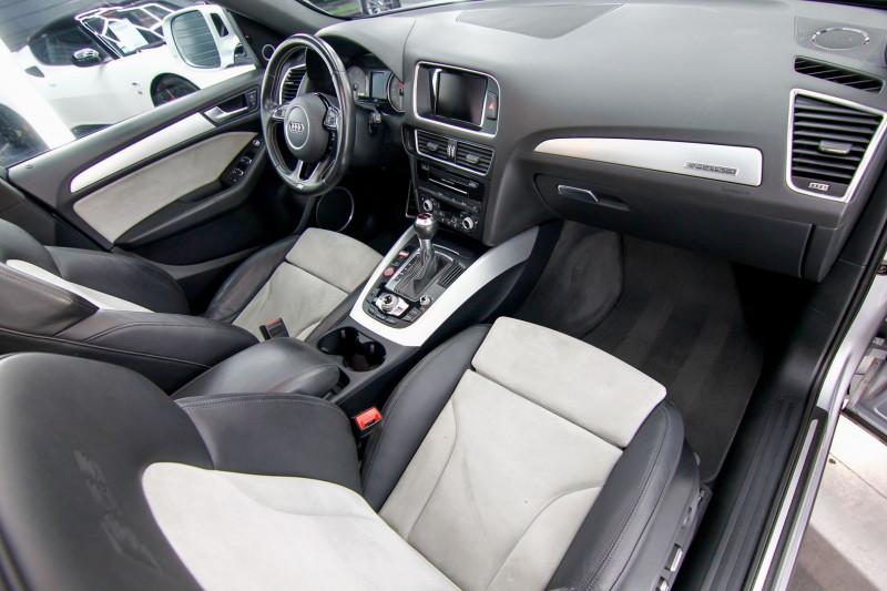 Photo 2 de l'offre de AUDI SQ5 3.0 V6 BITDI 326CH QUATTRO TIPTRONIC à 32990€ chez AC111 Automobiles