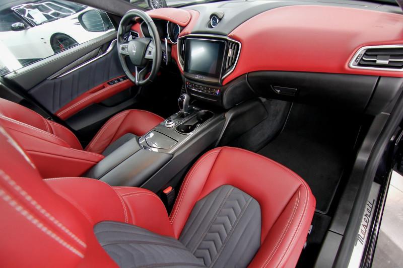 Photo 6 de l'offre de MASERATI GHIBLI 3.0 V6 275CH DIESEL GRANDLUSSO à 50990€ chez AC111 Automobiles