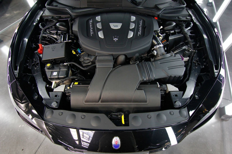 Photo 8 de l'offre de MASERATI GHIBLI 3.0 V6 275CH DIESEL GRANDLUSSO à 50990€ chez AC111 Automobiles