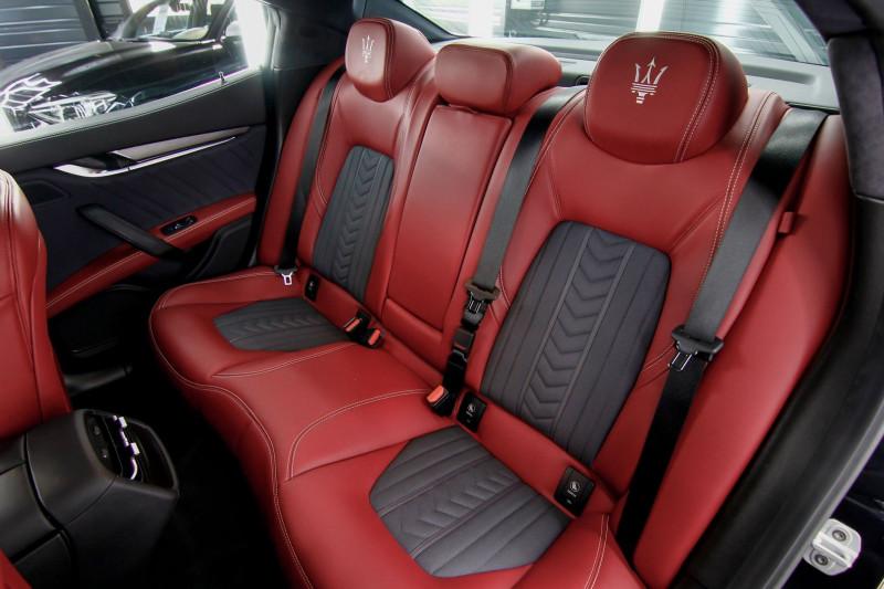 Photo 4 de l'offre de MASERATI GHIBLI 3.0 V6 275CH DIESEL GRANDLUSSO à 50990€ chez AC111 Automobiles