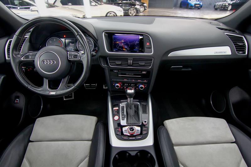 Photo 10 de l'offre de AUDI SQ5 3.0 V6 BITDI 326CH QUATTRO TIPTRONIC à 32990€ chez AC111 Automobiles
