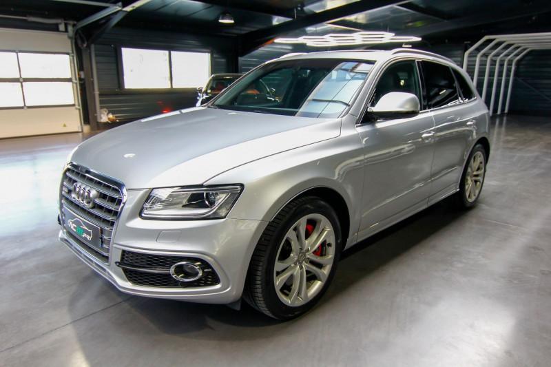 Photo 12 de l'offre de AUDI SQ5 3.0 V6 BITDI 326CH QUATTRO TIPTRONIC à 32990€ chez AC111 Automobiles