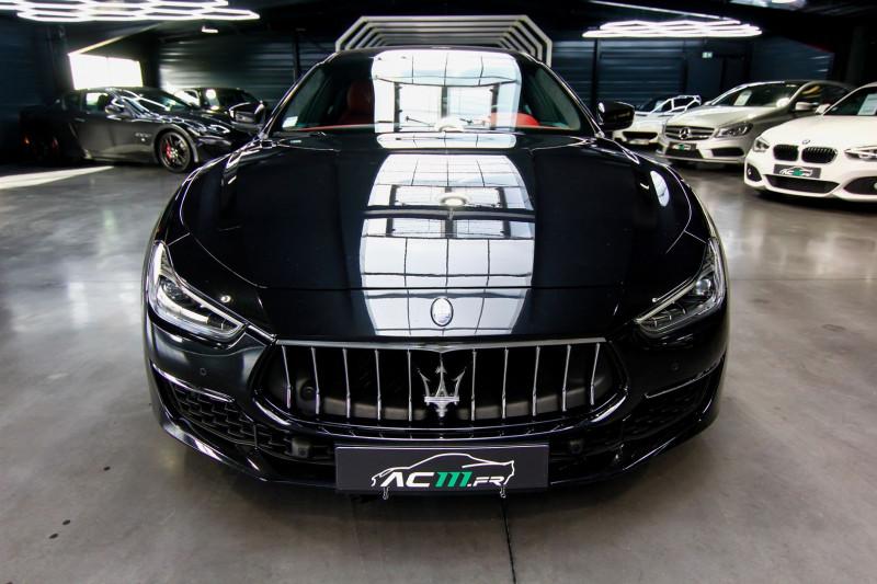 Photo 12 de l'offre de MASERATI GHIBLI 3.0 V6 275CH DIESEL GRANDLUSSO à 50990€ chez AC111 Automobiles