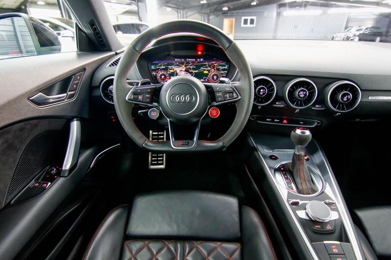 Photo 12 de l'offre de AUDI TT RS 2.5 TFSI 400CH QUATTRO S TRONIC 7 à 70990€ chez AC111 Automobiles