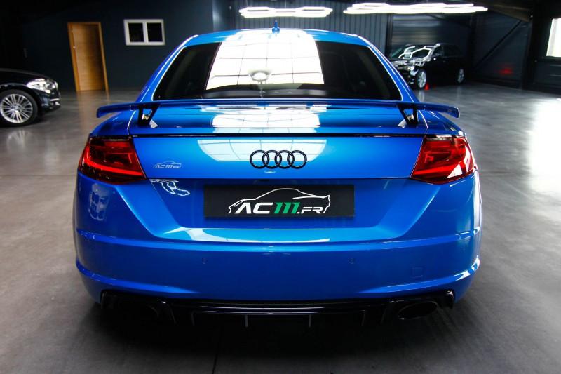 Photo 15 de l'offre de AUDI TT RS 2.5 TFSI 400CH QUATTRO S TRONIC 7 à 70990€ chez AC111 Automobiles