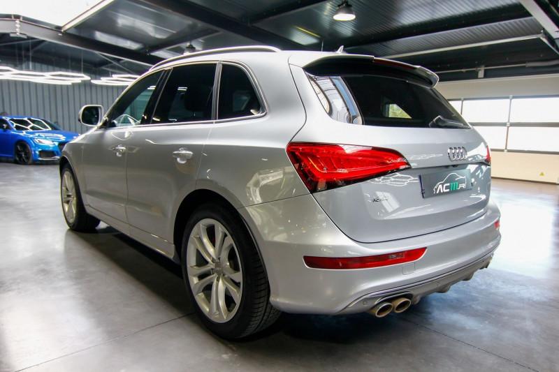 Photo 19 de l'offre de AUDI SQ5 3.0 V6 BITDI 326CH QUATTRO TIPTRONIC à 32990€ chez AC111 Automobiles