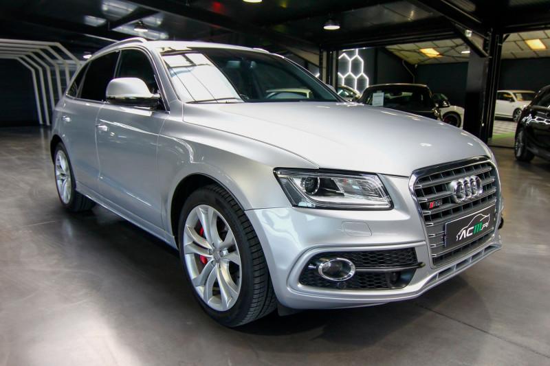 Photo 14 de l'offre de AUDI SQ5 3.0 V6 BITDI 326CH QUATTRO TIPTRONIC à 32990€ chez AC111 Automobiles