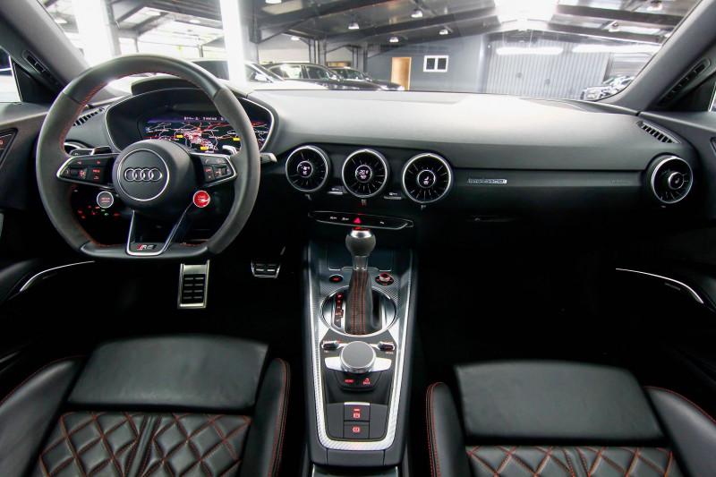 Photo 11 de l'offre de AUDI TT RS 2.5 TFSI 400CH QUATTRO S TRONIC 7 à 70990€ chez AC111 Automobiles
