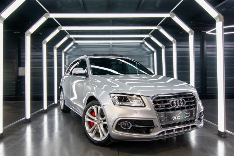 Photo 1 de l'offre de AUDI SQ5 3.0 V6 BITDI 326CH QUATTRO TIPTRONIC à 32990€ chez AC111 Automobiles
