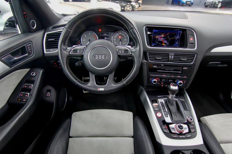 Photo 11 de l'offre de AUDI SQ5 3.0 V6 BITDI 326CH QUATTRO TIPTRONIC à 32990€ chez AC111 Automobiles