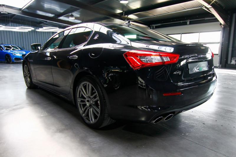 Photo 14 de l'offre de MASERATI GHIBLI 3.0 V6 275CH DIESEL GRANDLUSSO à 50990€ chez AC111 Automobiles