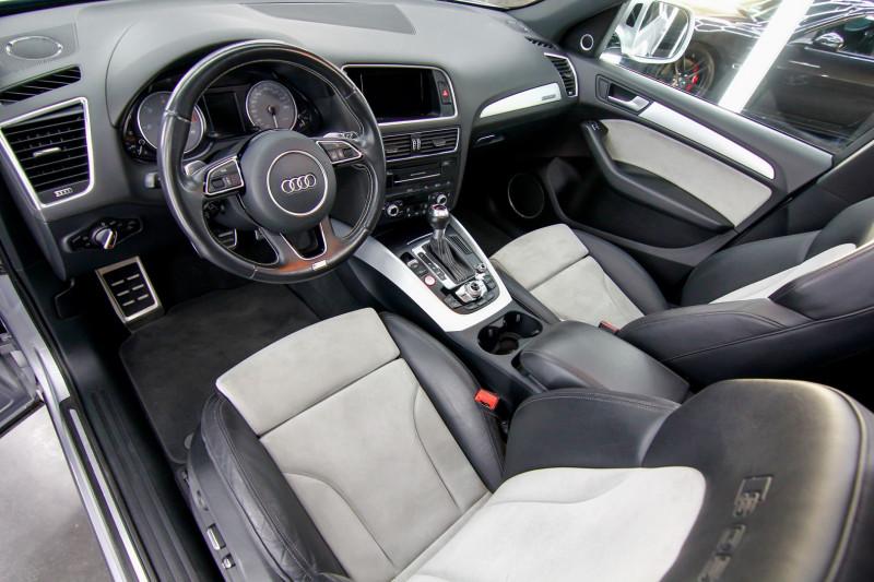 Photo 5 de l'offre de AUDI SQ5 3.0 V6 BITDI 326CH QUATTRO TIPTRONIC à 32990€ chez AC111 Automobiles
