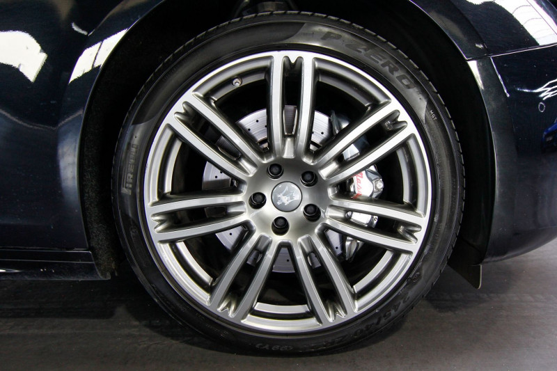 Photo 17 de l'offre de MASERATI GHIBLI 3.0 V6 275CH DIESEL GRANDLUSSO à 50990€ chez AC111 Automobiles