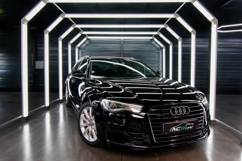 Photo 1 de l'offre de AUDI A6 AVANT 3.0 V6 TDI 272CH BUSINESS LINE QUATTRO S TRONIC 7 à 23490€ chez AC111 Automobiles