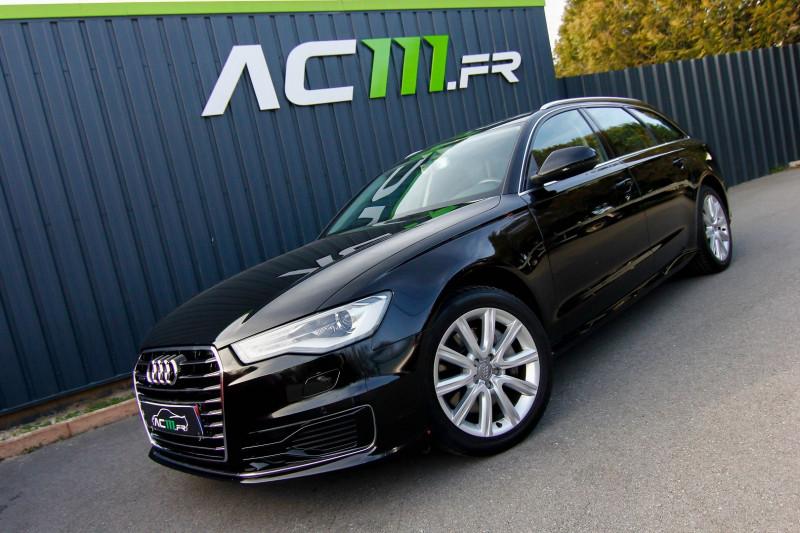 Photo 2 de l'offre de AUDI A6 AVANT 3.0 V6 TDI 272CH BUSINESS LINE QUATTRO S TRONIC 7 à 23490€ chez AC111 Automobiles