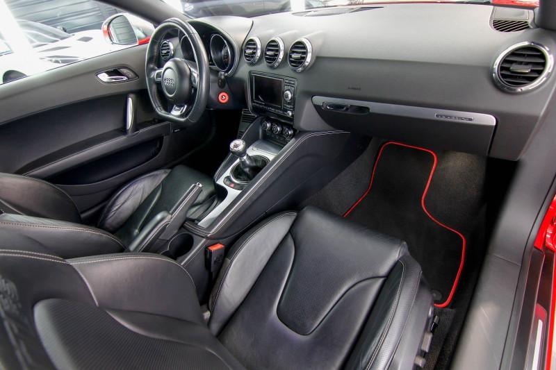 Photo 7 de l'offre de AUDI TT RS 2.5 TFSI 340CH QUATTRO à 28990€ chez AC111 Automobiles