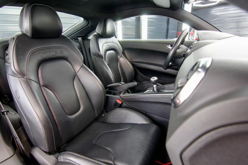 Photo 8 de l'offre de AUDI TT RS 2.5 TFSI 340CH QUATTRO à 28990€ chez AC111 Automobiles