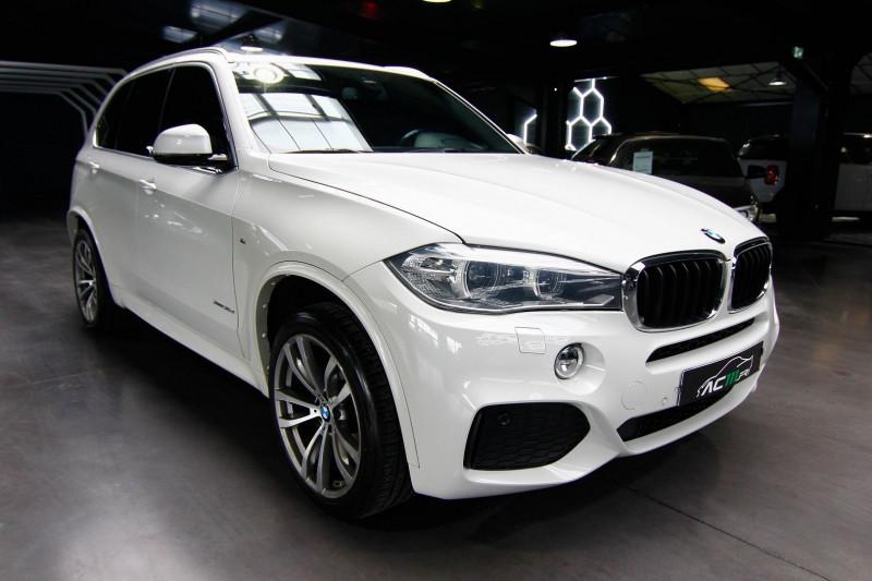 Photo 11 de l'offre de BMW X5 (F15) XDRIVE30DA 258CH M SPORT à 36990€ chez AC111 Automobiles