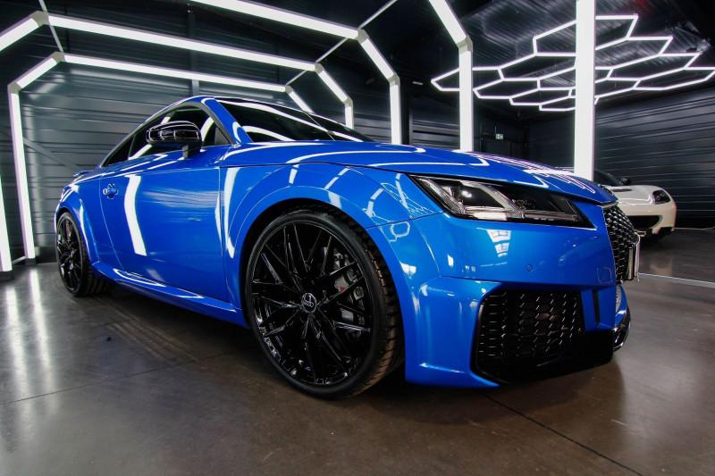 Photo 4 de l'offre de AUDI TT RS 2.5 TFSI 400CH QUATTRO S TRONIC 7 à 70990€ chez AC111 Automobiles