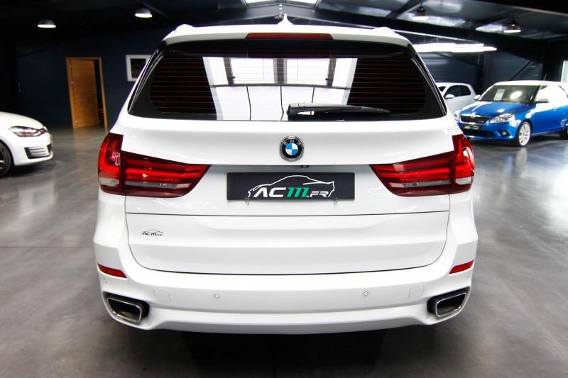 Photo 14 de l'offre de BMW X5 (F15) XDRIVE30DA 258CH M SPORT à 36990€ chez AC111 Automobiles