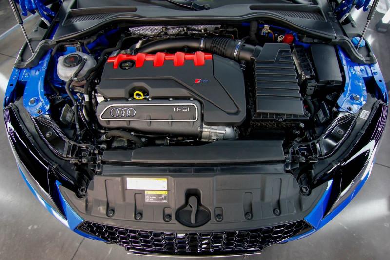 Photo 9 de l'offre de AUDI TT RS 2.5 TFSI 400CH QUATTRO S TRONIC 7 à 70990€ chez AC111 Automobiles
