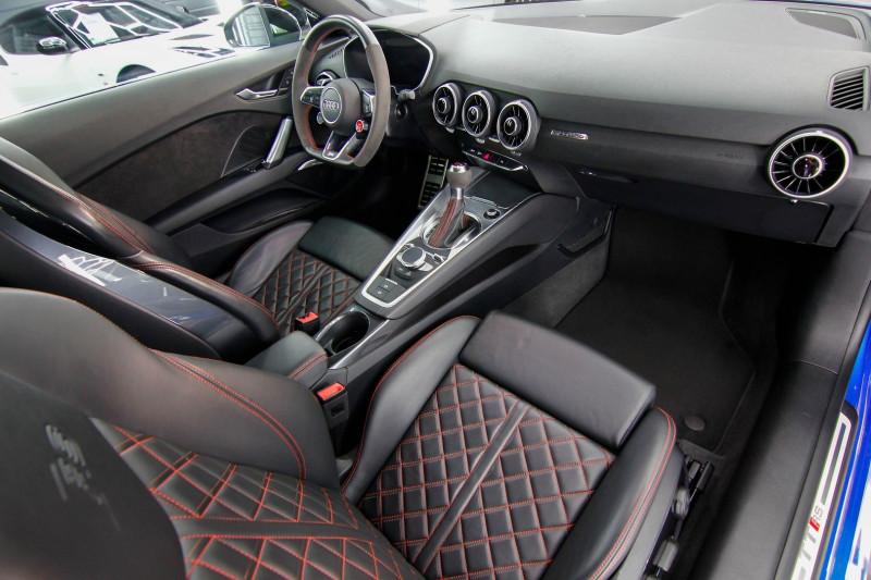 Photo 3 de l'offre de AUDI TT RS 2.5 TFSI 400CH QUATTRO S TRONIC 7 à 70990€ chez AC111 Automobiles