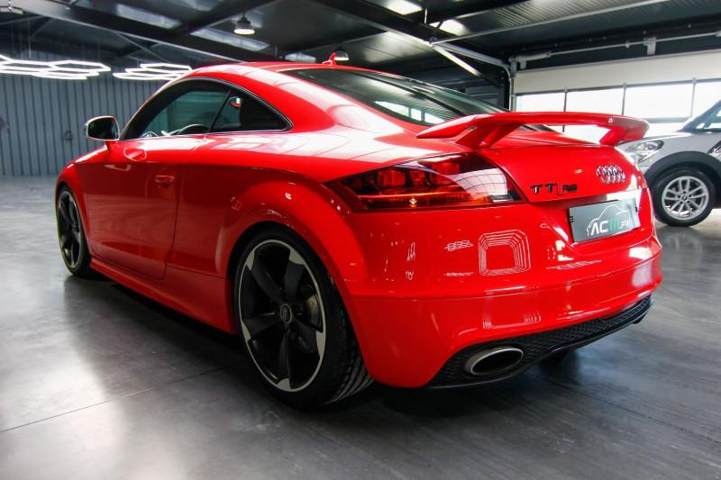 Photo 17 de l'offre de AUDI TT RS 2.5 TFSI 340CH QUATTRO à 28990€ chez AC111 Automobiles