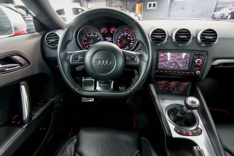 Photo 10 de l'offre de AUDI TT RS 2.5 TFSI 340CH QUATTRO à 28990€ chez AC111 Automobiles