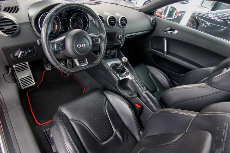 Photo 2 de l'offre de AUDI TT RS 2.5 TFSI 340CH QUATTRO à 28990€ chez AC111 Automobiles