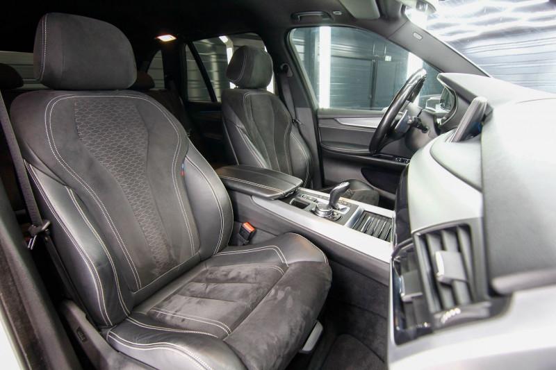 Photo 7 de l'offre de BMW X5 (F15) XDRIVE30DA 258CH M SPORT à 36990€ chez AC111 Automobiles
