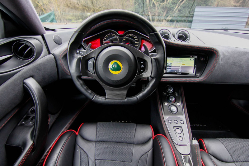 Photo 9 de l'offre de LOTUS EVORA SPORT RACER 2+2 IPS à 48990€ chez AC111 Automobiles