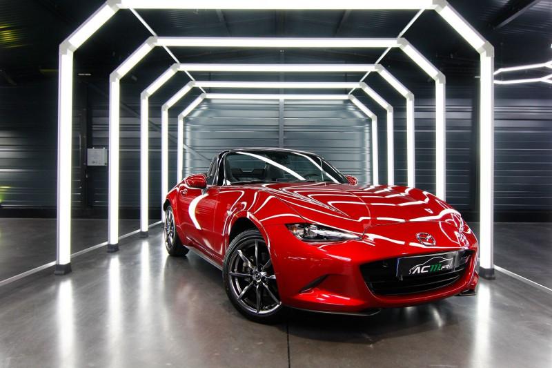 Mazda MX-5 2.0 SKYACTIV-G 160 SELECTION Essence ROUGE Occasion à vendre