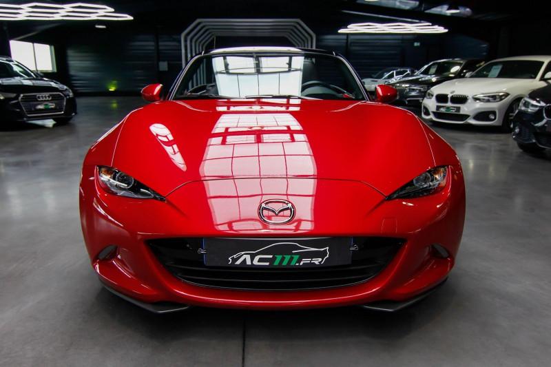 Photo 12 de l'offre de MAZDA MX-5 2.0 SKYACTIV-G 160 SELECTION à 23990€ chez AC111 Automobiles