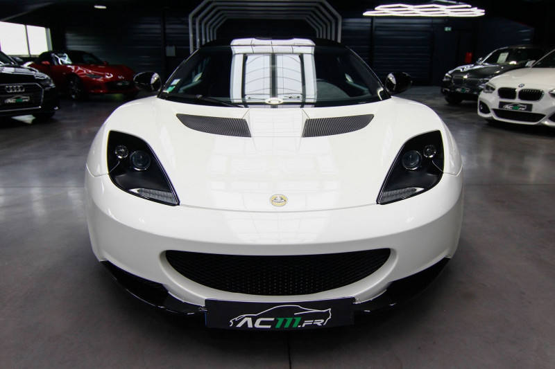 Photo 13 de l'offre de LOTUS EVORA SPORT RACER 2+2 IPS à 48990€ chez AC111 Automobiles