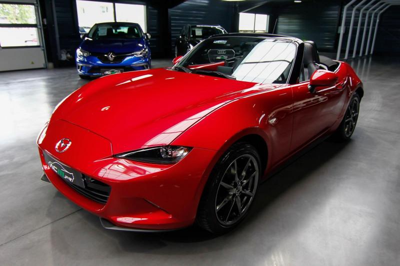 Photo 17 de l'offre de MAZDA MX-5 2.0 SKYACTIV-G 160 SELECTION à 23990€ chez AC111 Automobiles