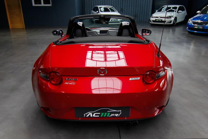 Photo 15 de l'offre de MAZDA MX-5 2.0 SKYACTIV-G 160 SELECTION à 23990€ chez AC111 Automobiles