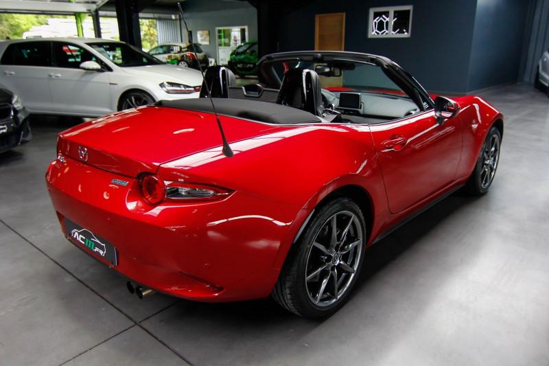 Photo 14 de l'offre de MAZDA MX-5 2.0 SKYACTIV-G 160 SELECTION à 23990€ chez AC111 Automobiles