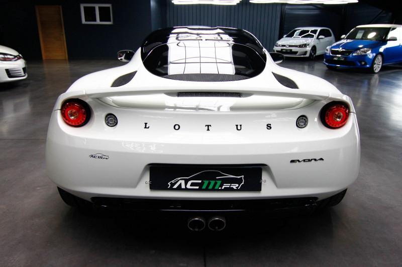 Photo 15 de l'offre de LOTUS EVORA SPORT RACER 2+2 IPS à 48990€ chez AC111 Automobiles