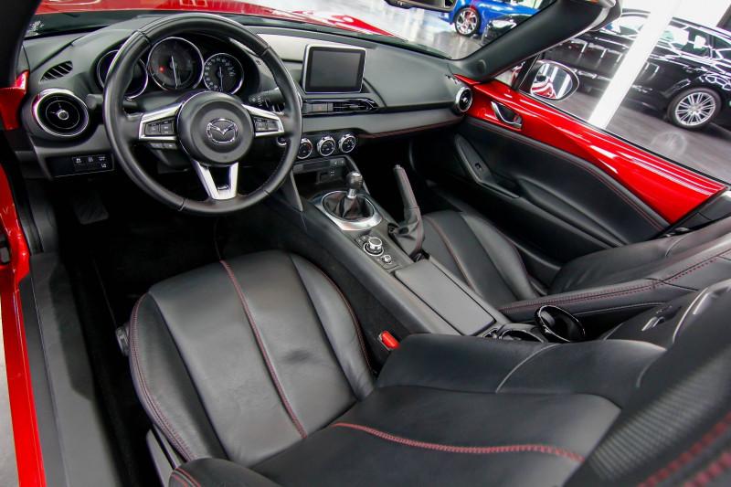 Photo 2 de l'offre de MAZDA MX-5 2.0 SKYACTIV-G 160 SELECTION à 23990€ chez AC111 Automobiles