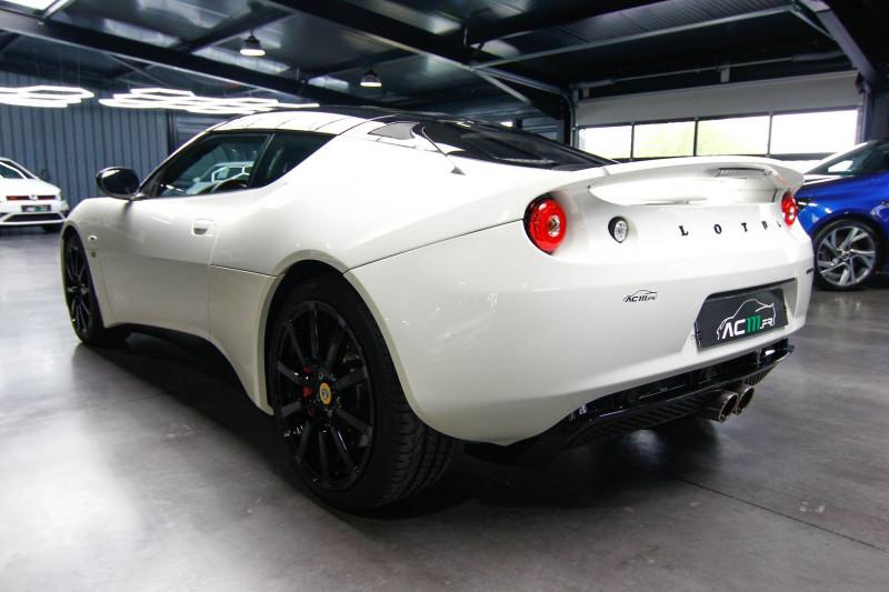 Photo 16 de l'offre de LOTUS EVORA SPORT RACER 2+2 IPS à 48990€ chez AC111 Automobiles