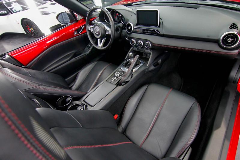 Photo 5 de l'offre de MAZDA MX-5 2.0 SKYACTIV-G 160 SELECTION à 23990€ chez AC111 Automobiles