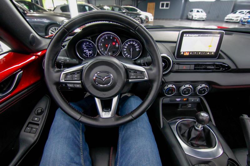 Photo 9 de l'offre de MAZDA MX-5 2.0 SKYACTIV-G 160 SELECTION à 23990€ chez AC111 Automobiles