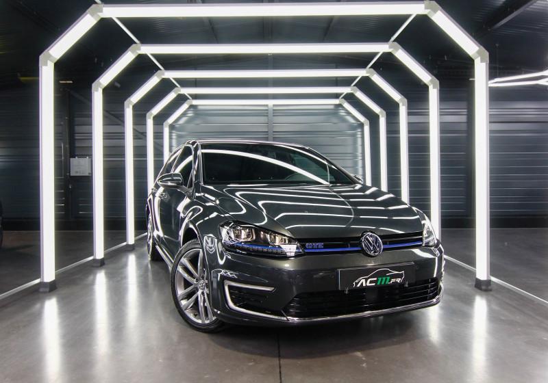 Volkswagen GOLF VII 1.4 TSI 204CH GTE DSG6 5P Hybride GRIS Occasion à vendre