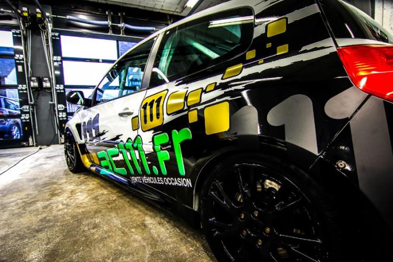 Photo 7 de l'offre de RENAULT CLIO III CUP X85 à 23990€ chez AC111 Automobiles