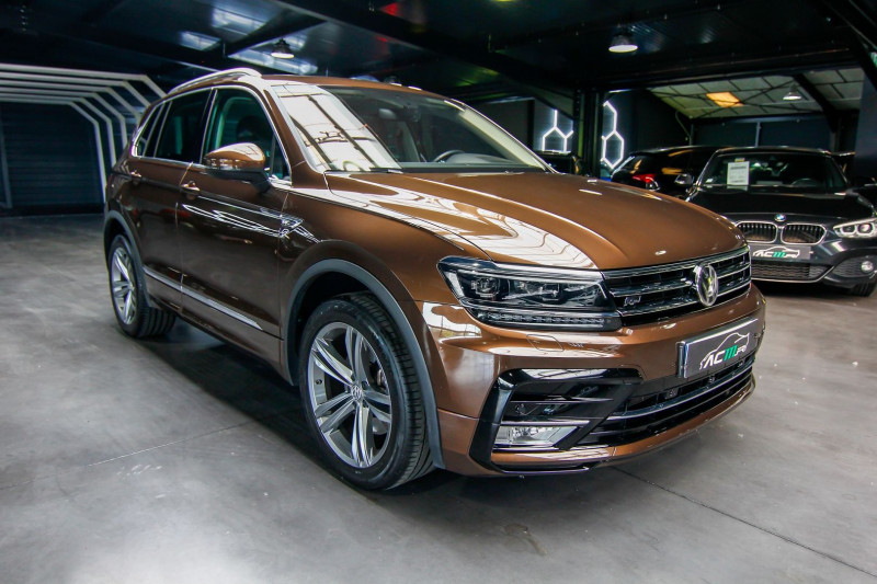 Photo 11 de l'offre de VOLKSWAGEN TIGUAN 2.0 TDI 190CH BLUEMOTION TECHNOLOGY CARAT EXCLUSIVE 4MOTION DSG7 à 33990€ chez AC111 Automobiles