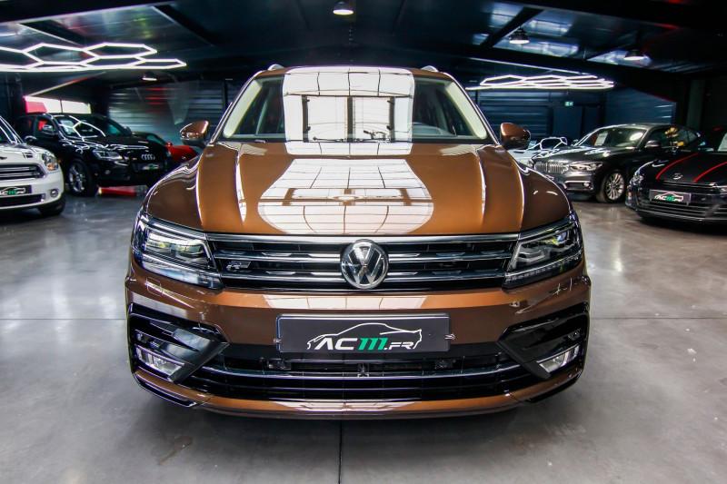 Photo 10 de l'offre de VOLKSWAGEN TIGUAN 2.0 TDI 190CH BLUEMOTION TECHNOLOGY CARAT EXCLUSIVE 4MOTION DSG7 à 33990€ chez AC111 Automobiles