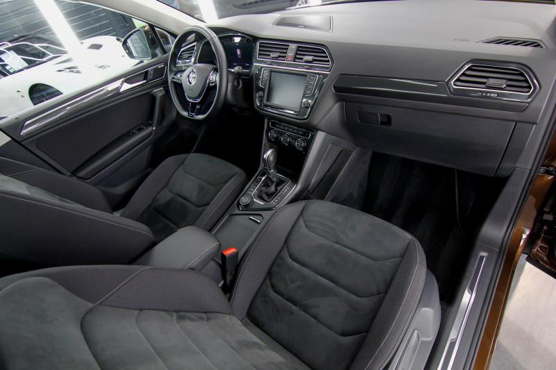 Photo 6 de l'offre de VOLKSWAGEN TIGUAN 2.0 TDI 190CH BLUEMOTION TECHNOLOGY CARAT EXCLUSIVE 4MOTION DSG7 à 33990€ chez AC111 Automobiles
