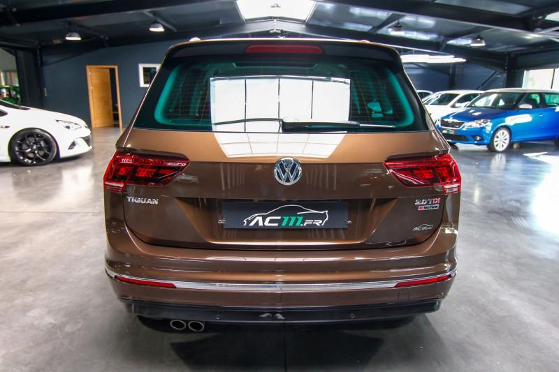 Photo 13 de l'offre de VOLKSWAGEN TIGUAN 2.0 TDI 190CH BLUEMOTION TECHNOLOGY CARAT EXCLUSIVE 4MOTION DSG7 à 33990€ chez AC111 Automobiles